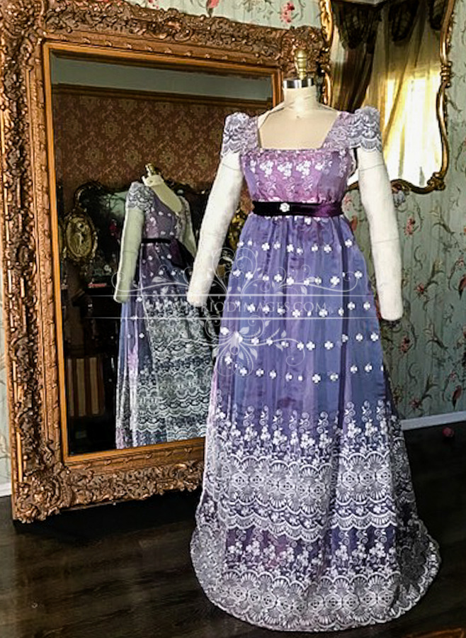Image 0 of Lady Alexandra Regency Gown