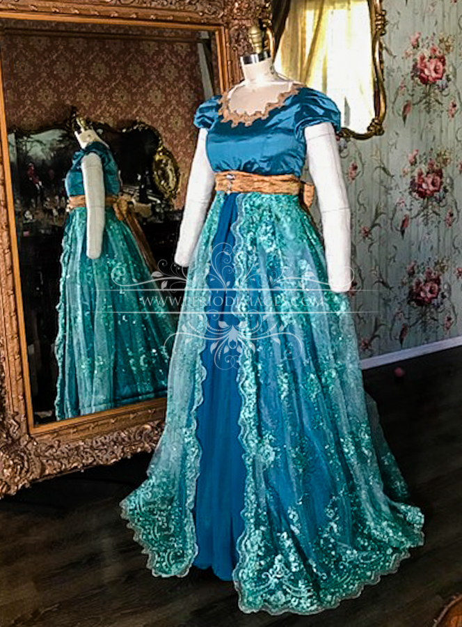 Image 0 of Lady Beatrice Regency Gown