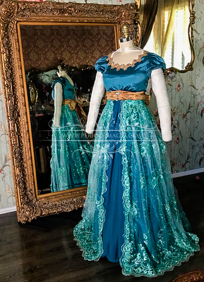 Image 1 of Lady Beatrice Regency Gown
