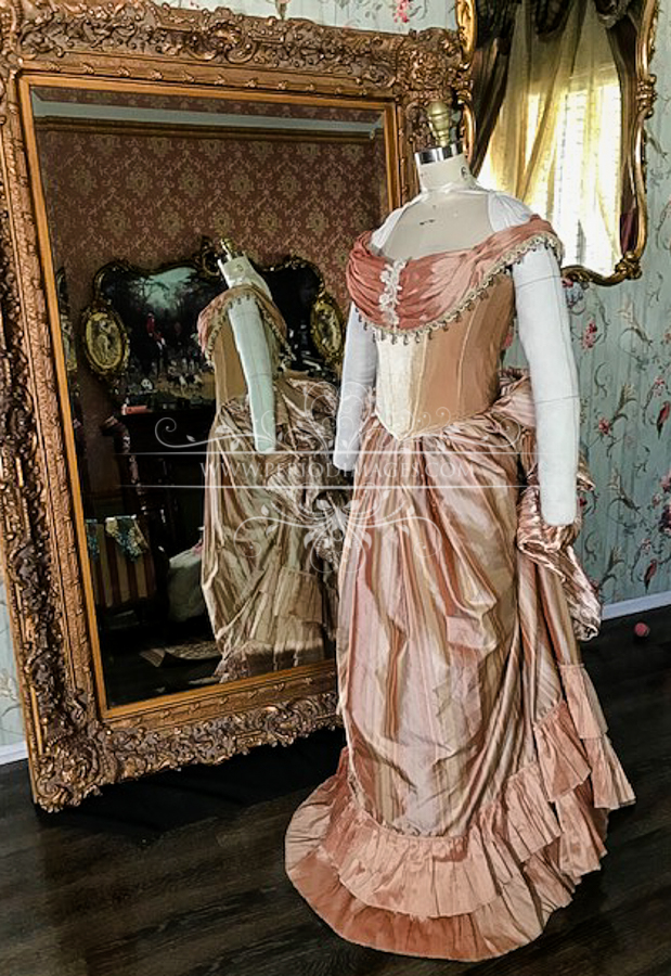 Image 1 of Lady Clementine Victorian Gown