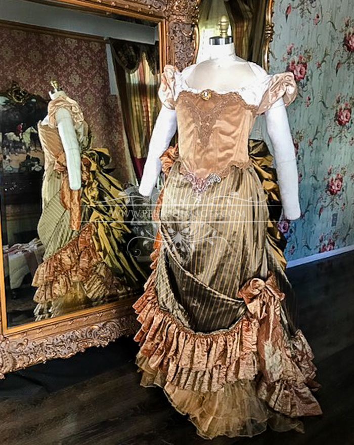 Image 0 of Lady Cordelia Victorian Gown