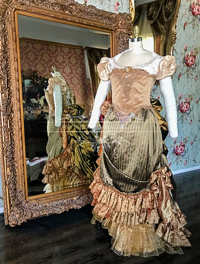 Image 1 of Lady Cordelia Victorian Gown