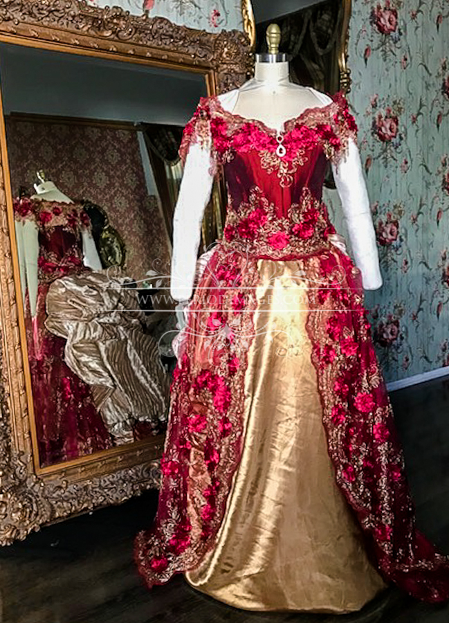 Image 0 of Lady Eloise Victorian Gown