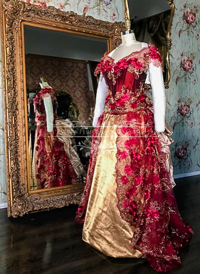 Image 1 of Lady Eloise Victorian Gown