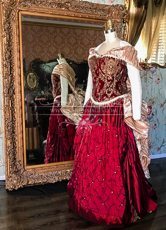 Image 0 of Lady Henrietta Victorian Gown