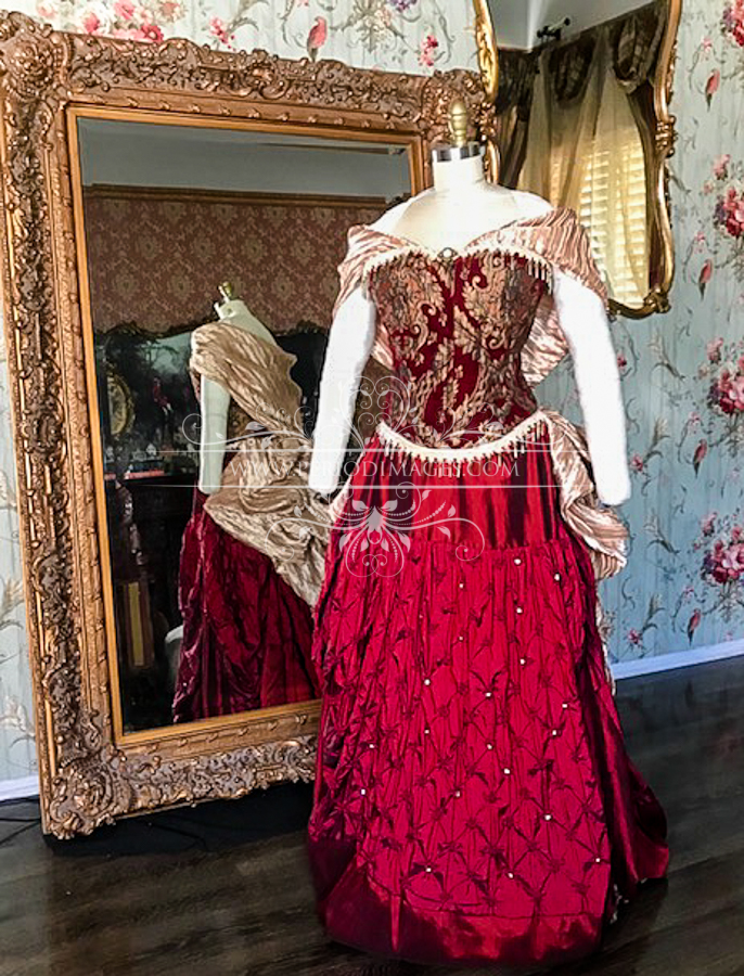 Image 1 of Lady Henrietta Victorian Gown