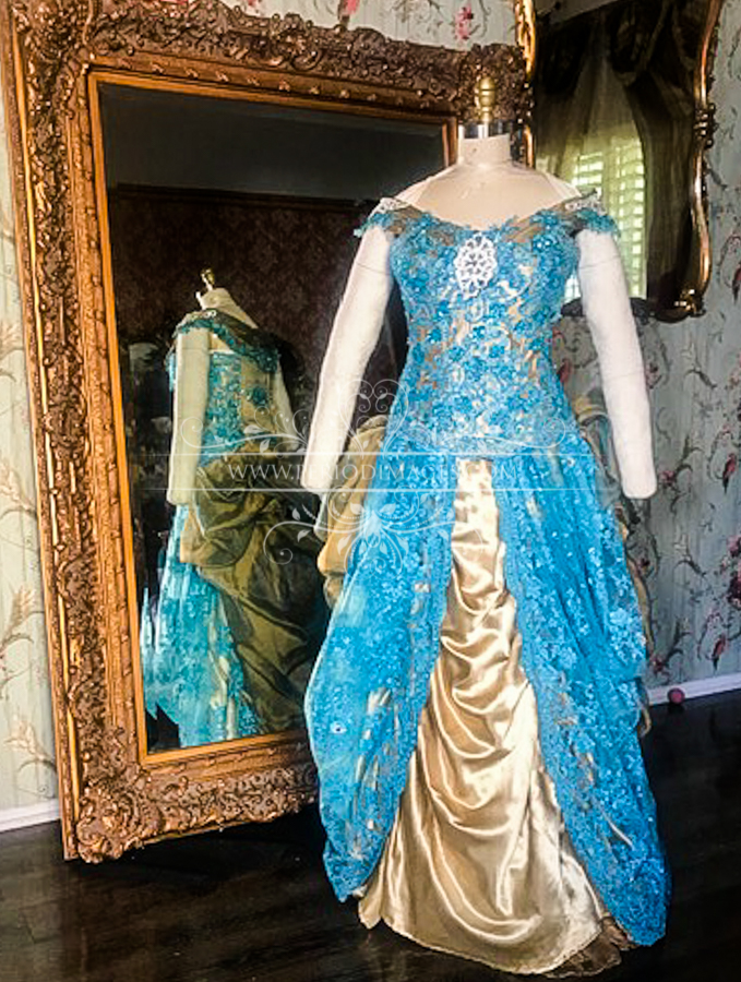 Image 0 of Lady Isabella Victorian Gown