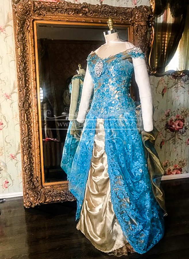 Image 1 of Lady Isabella Victorian Gown