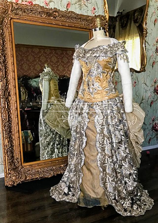 Image 0 of Lady Gwyneth Victorian Gown