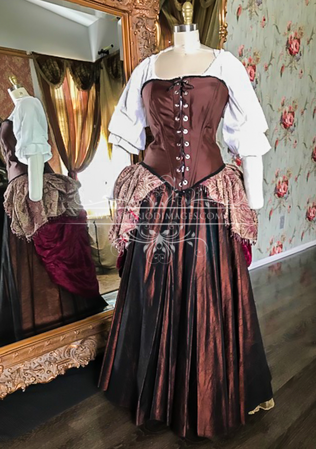 Image 0 of Tavern Maid Dress