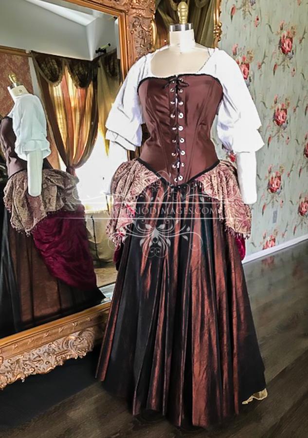 Image 0 of Tavern Maid Dress