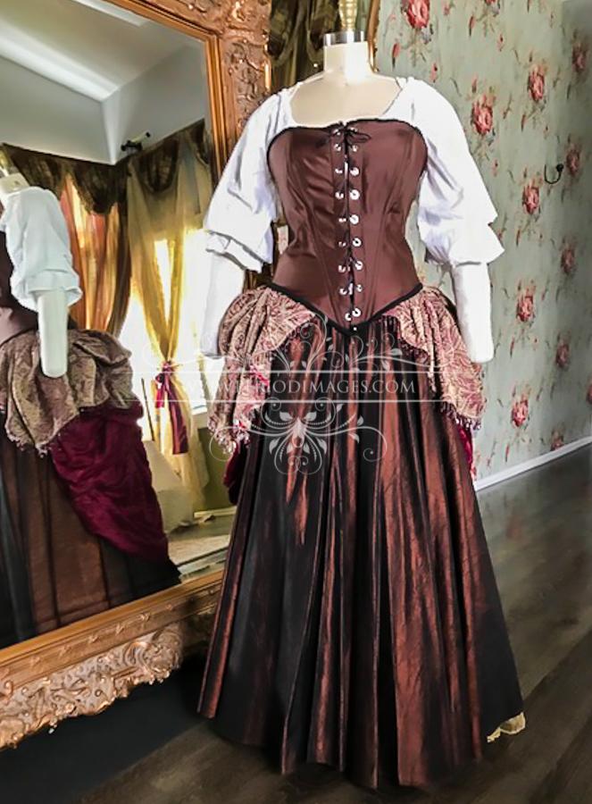 Image 1 of Tavern Maid Dress