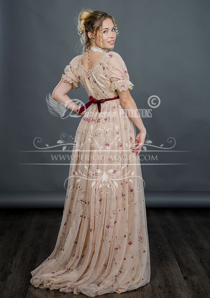 Image 0 of Lady Charlene Regency Gown