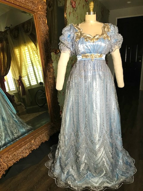 Image 1 of Lady Veronica Regency Gown