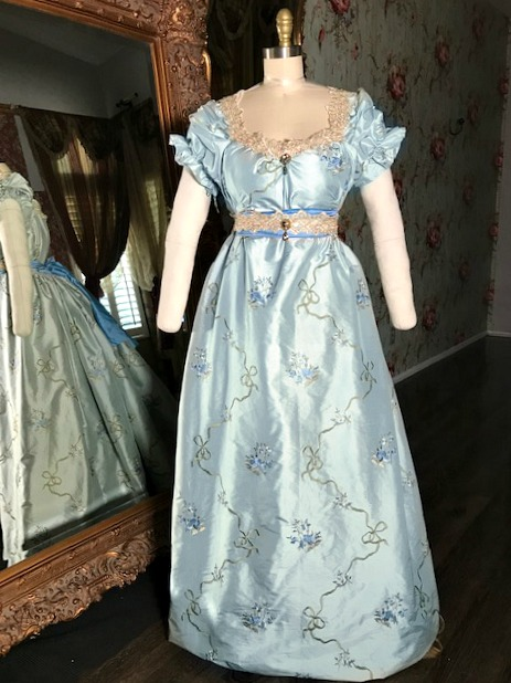 Image 0 of Lady Edith Regency Gown
