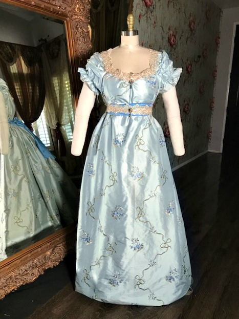 Image 1 of Lady Edith Regency Gown