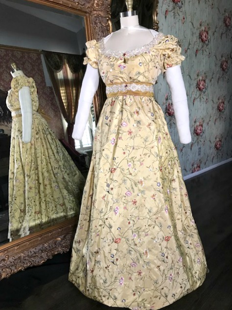 Image 0 of Lady Arabella Regency Gown