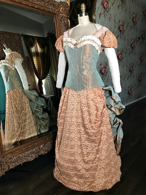 Image 0 of Lady Eugenie Victorian Gown