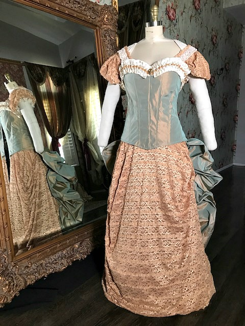 Image 1 of Lady Eugenie Victorian Gown