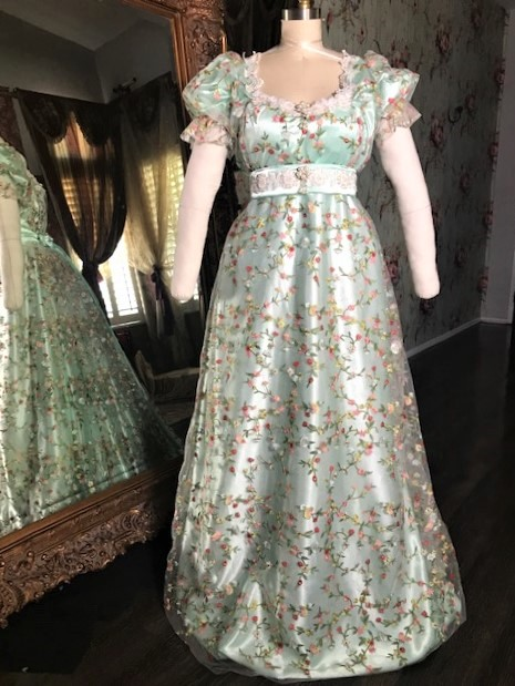 Image 0 of Lady Rosalind Regency Gown