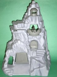 Thumbnail of Hilltop Alpha Recast Plastic Mountain With Accessories
