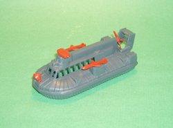Modern Marines Military Grey Plastic Hovercraft