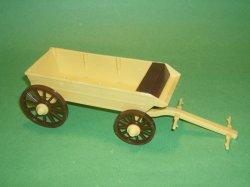 Rel Western Yellow Hard Plastic Wagon