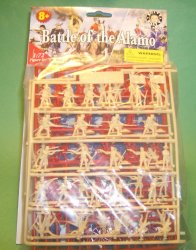 Thumbnail of Imex 1/72nd Scale Battle Of The Alamo Figures Set No. 683