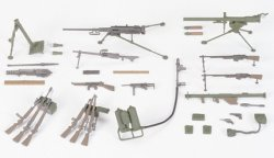 '.Tamiya US Infantry Weapons Set.'