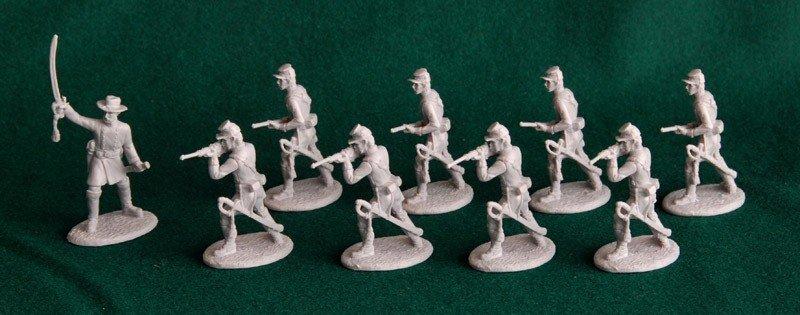 Confederate Dragoons