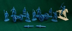 Expeditionary Force 1/32nd Scale American Civil War Union Artillery Set 104
