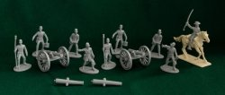 Expeditionary Force 1/32nd Scale ACW Confederate Artillery Set 108