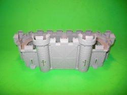 MPC Recast Plastic Medieval Castle