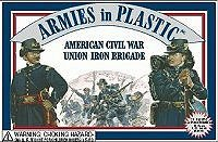 Armies In Plastic American Civil War Confederate Infantry 5411