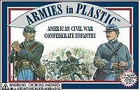 Armies In Plastic American Civil War - 146th New York - Union Zouaves 5436