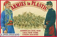 Armies In Plastic American Civil War - Confederate Marines 1861-1865 5460