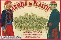 Armies In Plastic American Civil War Confederate Artillery- Heavy Seige Gun 5501