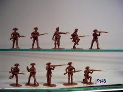 '.AIP Rev War American Militia.'