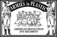 AIP American Revolution  French Set # 5465