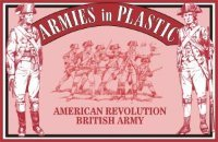 AIP American Revolution  Continental Army Set # 5464