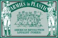 AIP American Revolution American Militia Set # 5463