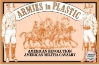 AIP American Revolution Loyalist (Tories) Cavalry Set # 5472