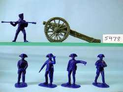 '.AIP Rev War British Artillery.'