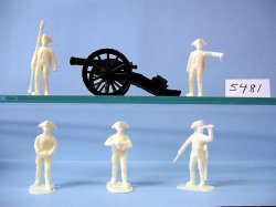 '.AIP Rev War French Artillery.'