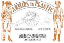 AIP American Continental Artillery Co. Set # 5600