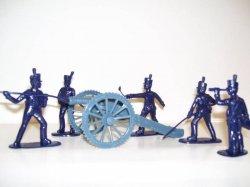'.AIP 1812 American Artillery.'