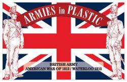 AIP American War of 1812 - British Army - Waterloo  Set 5617
