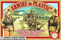Armies In Plastic Boer War British Army (1899 - 1902) Set 5422
