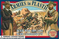 Armies In Plastic Boer War 1899 - 1902  Boer Commando's Set 5424