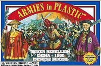 Armies In Plastic Boxer Rebellion China 1900 Chinese Boxers Set 5413
